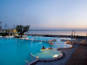 Hotel Con Piscina Termale Interna A Sirmione