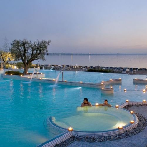 Thermal Wellness Zentrum Aquaria – Thermen von Sirmione