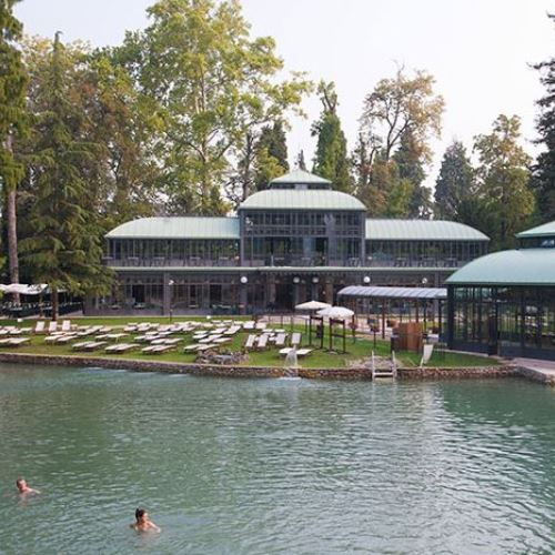 Thermen in  Colà Gardasee - Thermalpark Lazise
